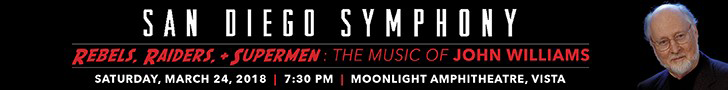 San Diego Symphony at Moonlight Amphitheatre